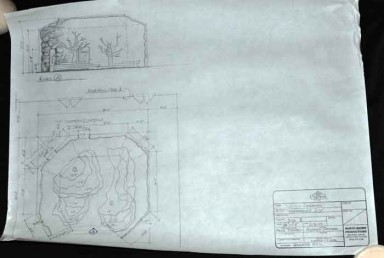 Blueprint For Lost Zoo Set Design